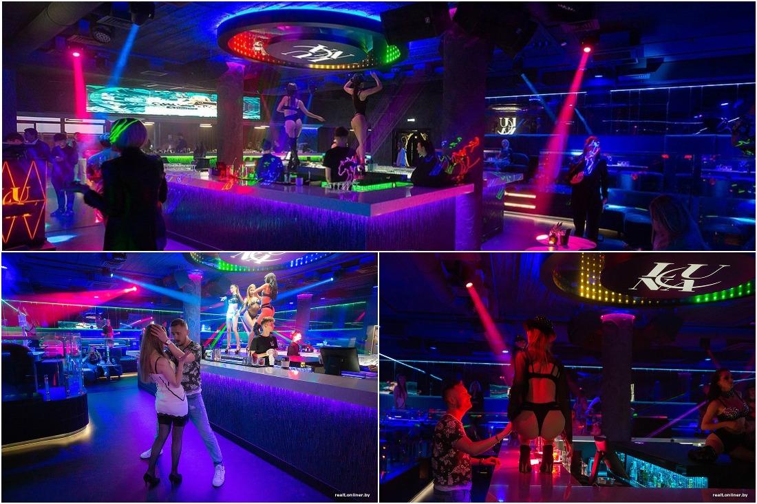Жаркие танцы на барной стойке и одинокие девушки за коктейлями: новое заведение на Зыбицкой
