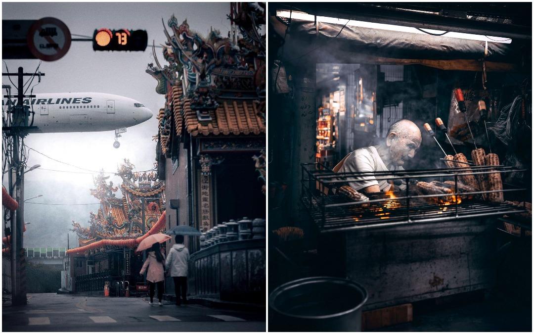 Тайвань на снимках Келвина Ху