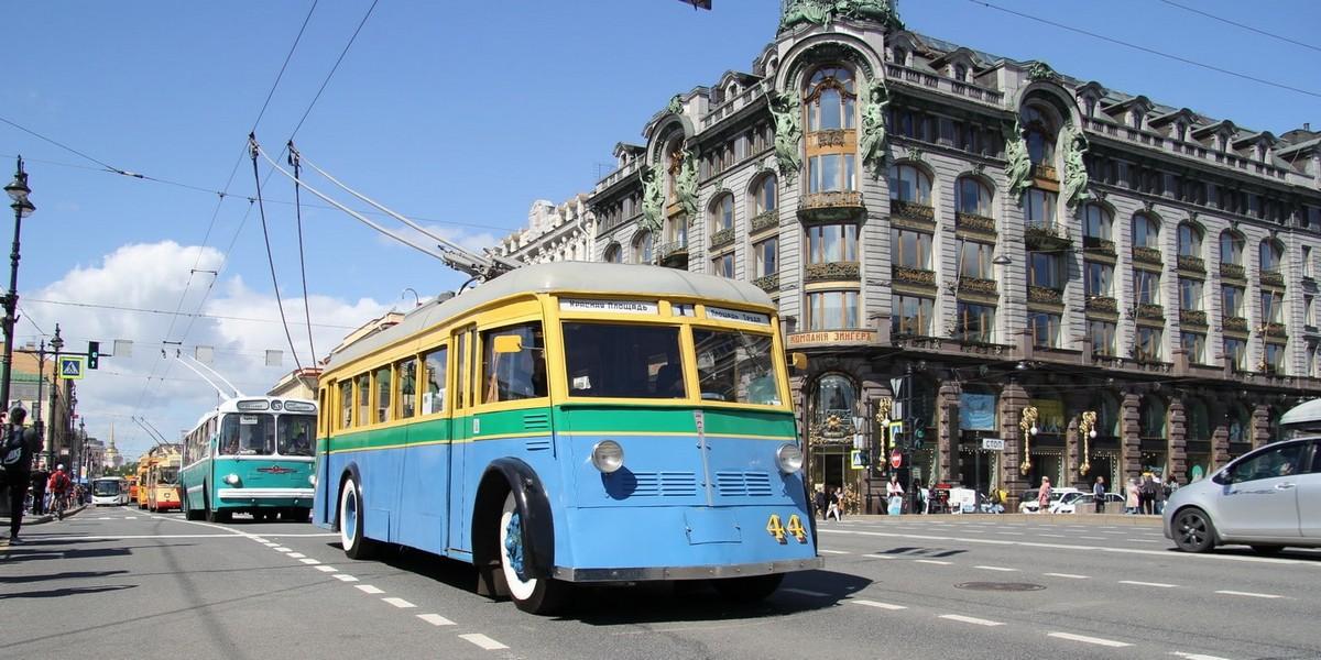 Много ретротехники и любопытные новинки: транспортный фестиваль в Санкт- Петербурге: dymontiger — LiveJournal