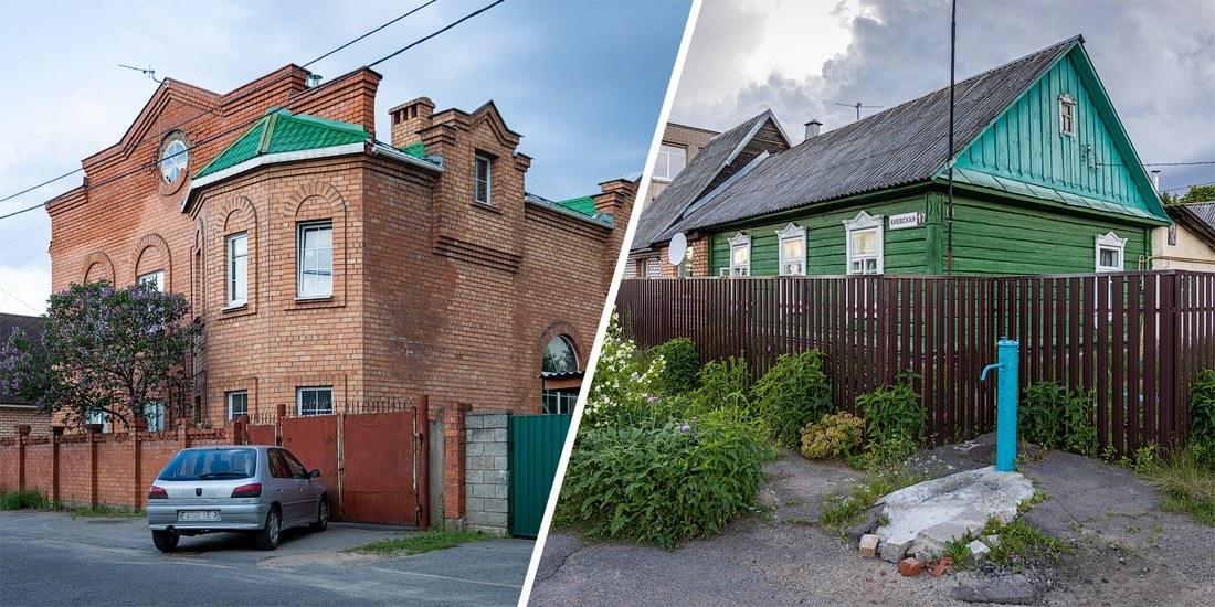 В Минске хотят снести целый квартал частных домов, но местные не очень-то в это верят