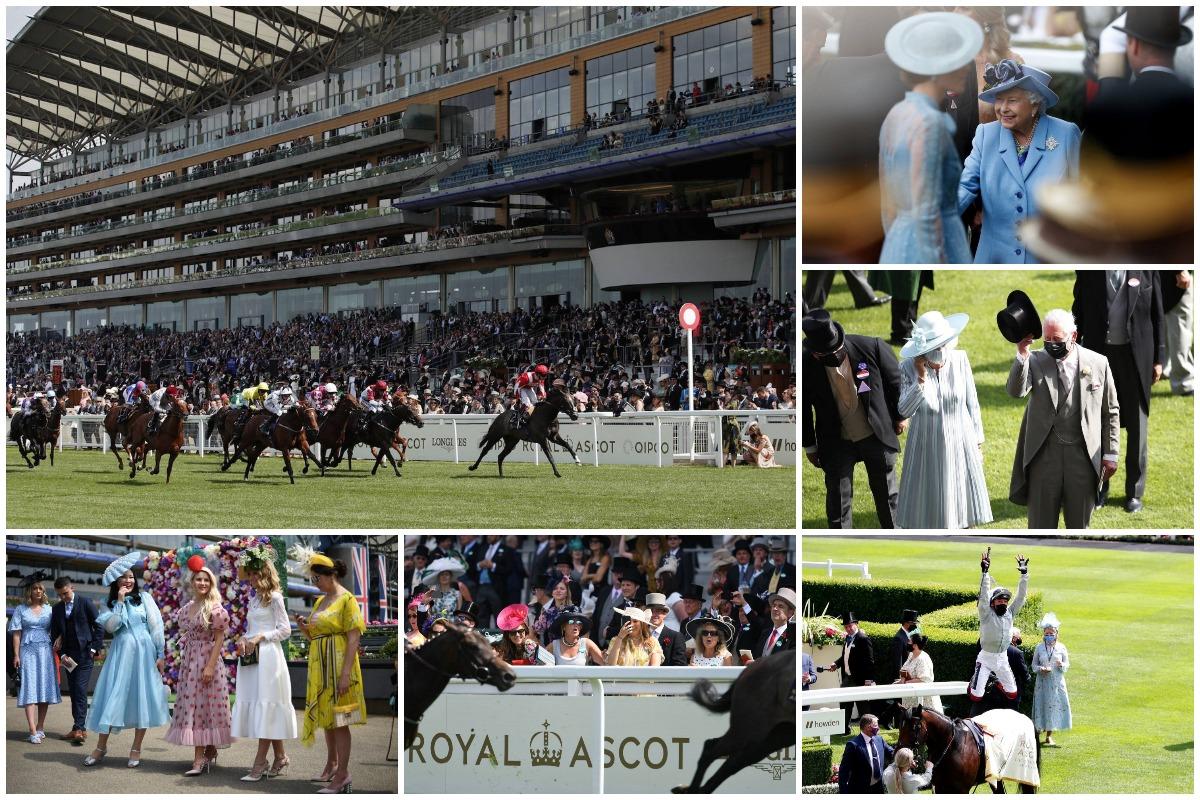 Маски, шляпы и лошади: Королевский Аскот в Великобритании