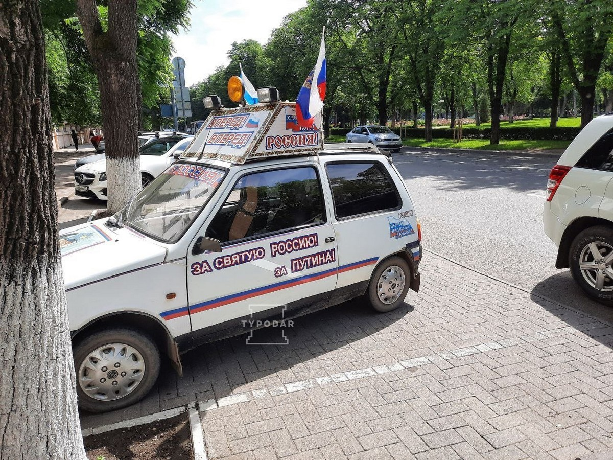 Удивительные снимки с российских просторов 20.06.21