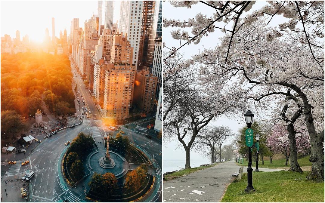 Улицы Нью-Йорка на снимках Джеффа Силбермана