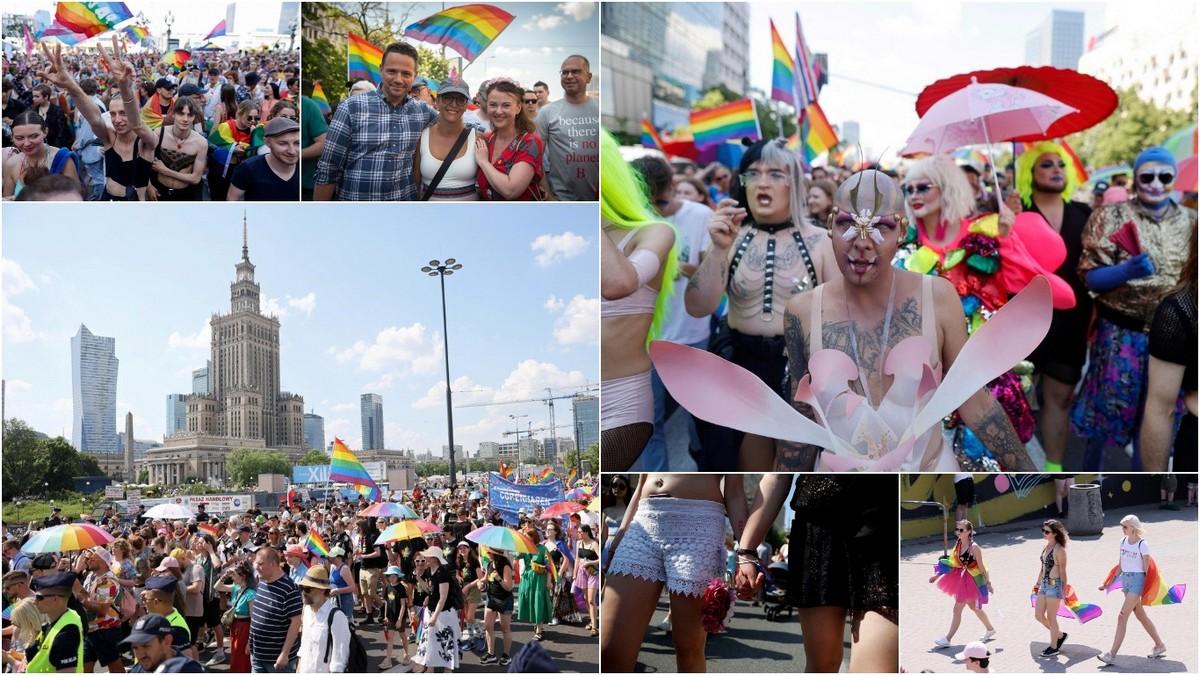 Гей-парад в Варшаве поссорил дипломатов Германии и Польши