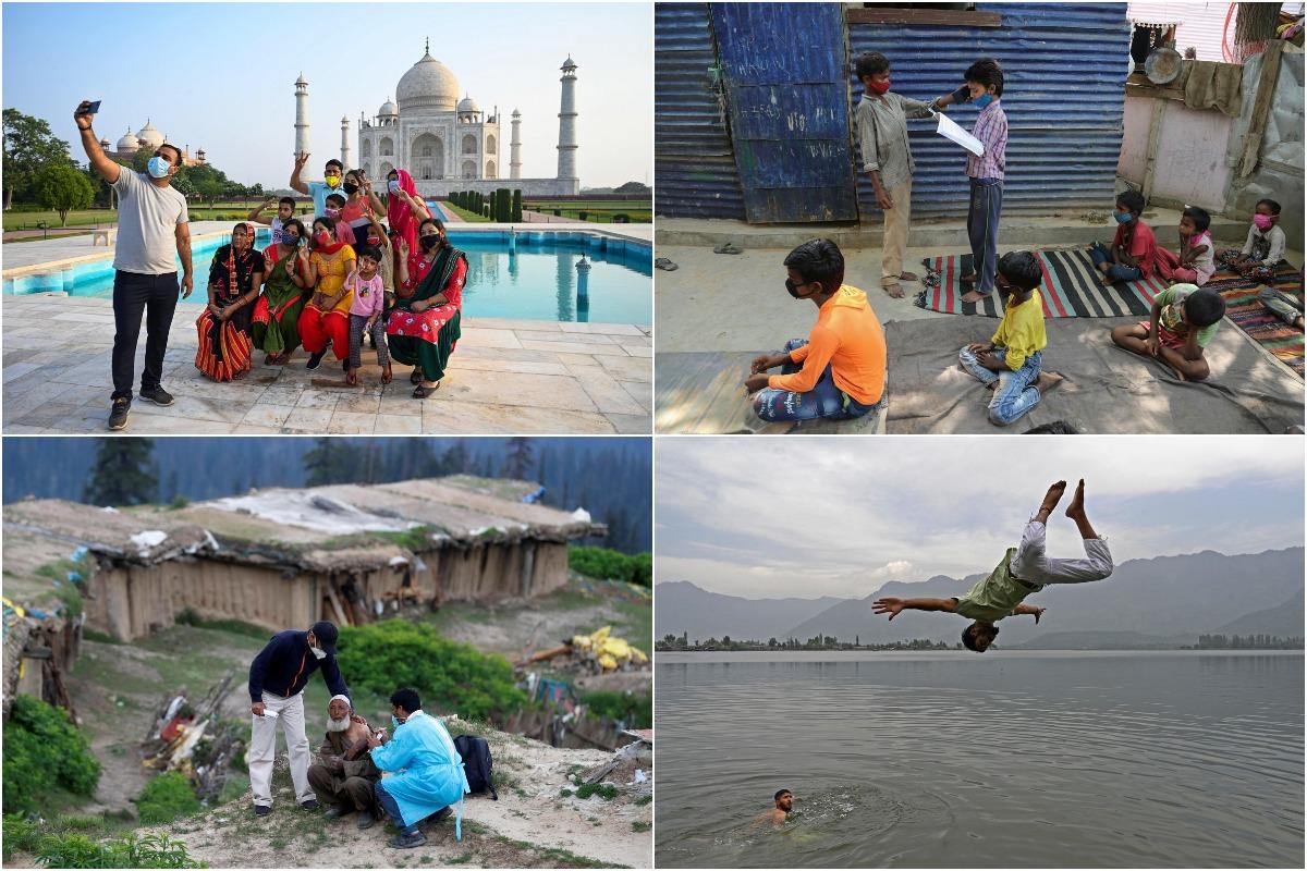 Июньские кадры из Индии