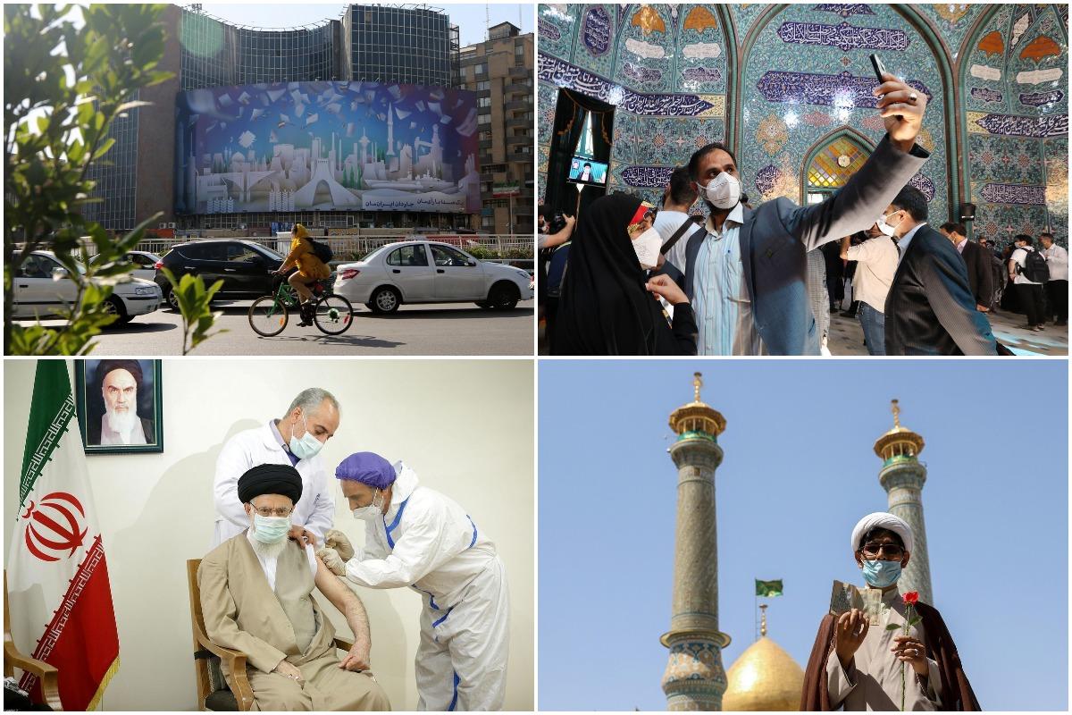 Интересные фото из Ирана