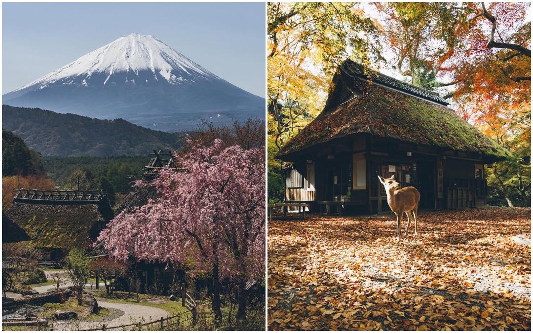 Улицы Японии на фотографиях Юма Ямашиты