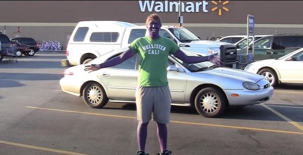 Экстравагантные покупатели Walmart (29.06.21)