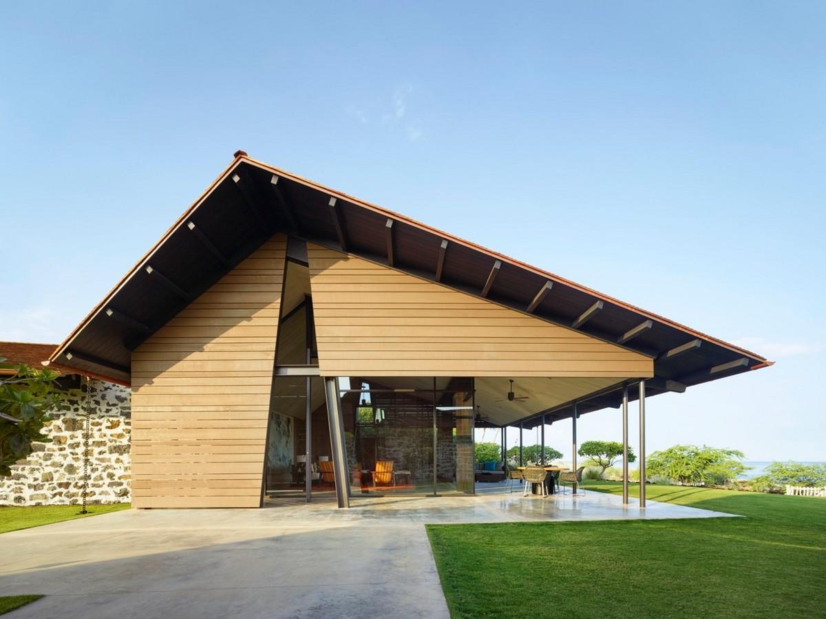 Резиденция для отдыха и встреч на Гавайях