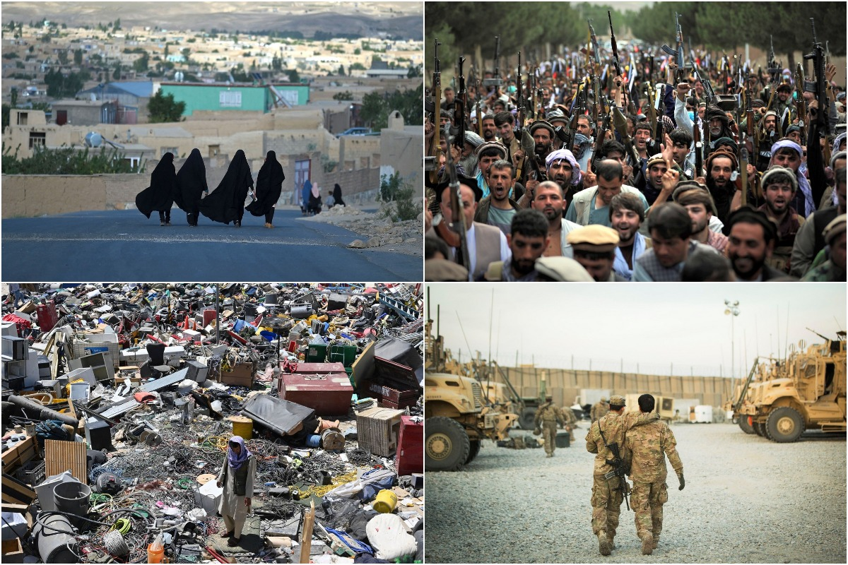 Июньские фотографии из Афганистана