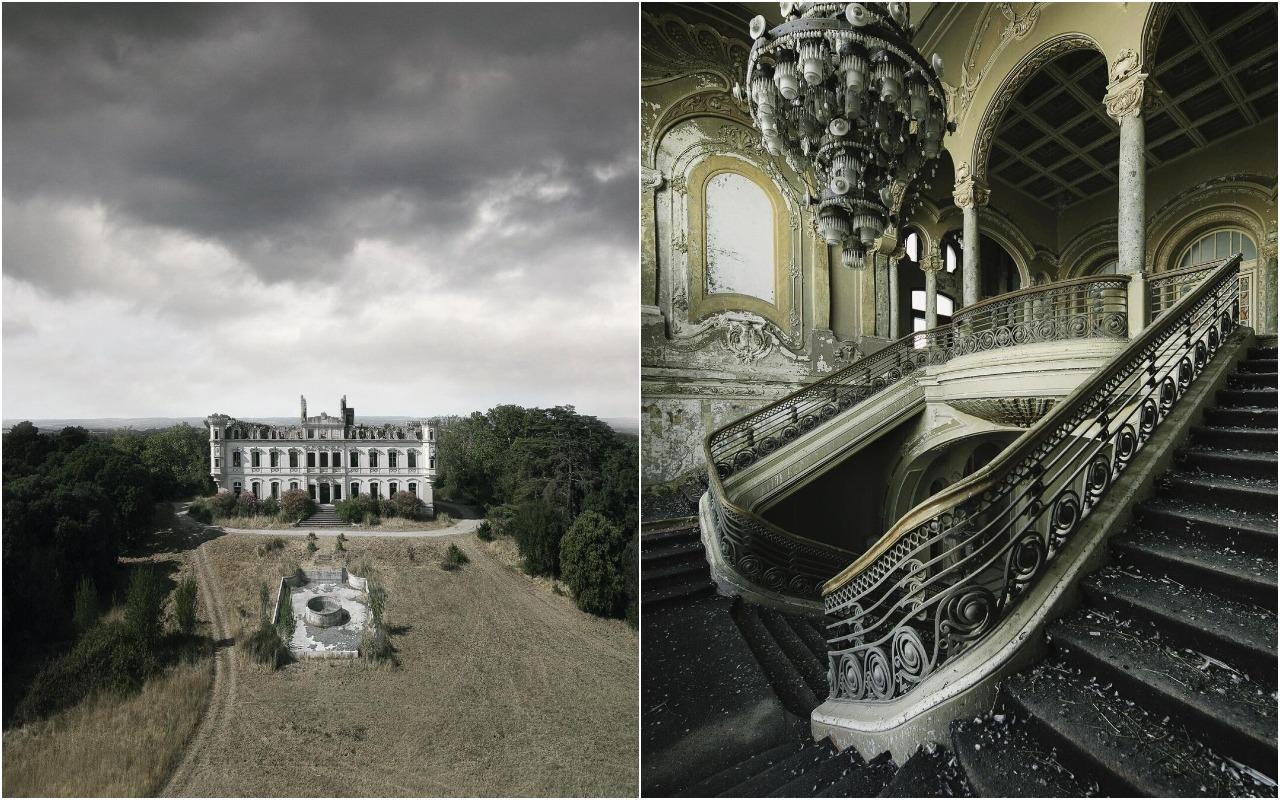 Фотопроект «Заброшенная Скандинавия»