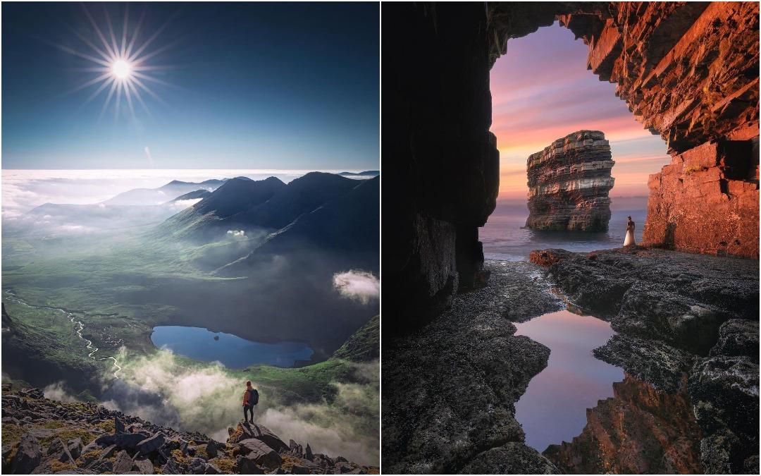 Захватывающие снимки из путешествий Максимса Гаврилукс