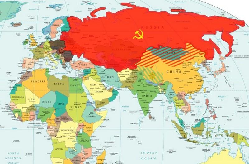 Страны, кроме СССР, которые исчезли в ХХ веке с карты мира