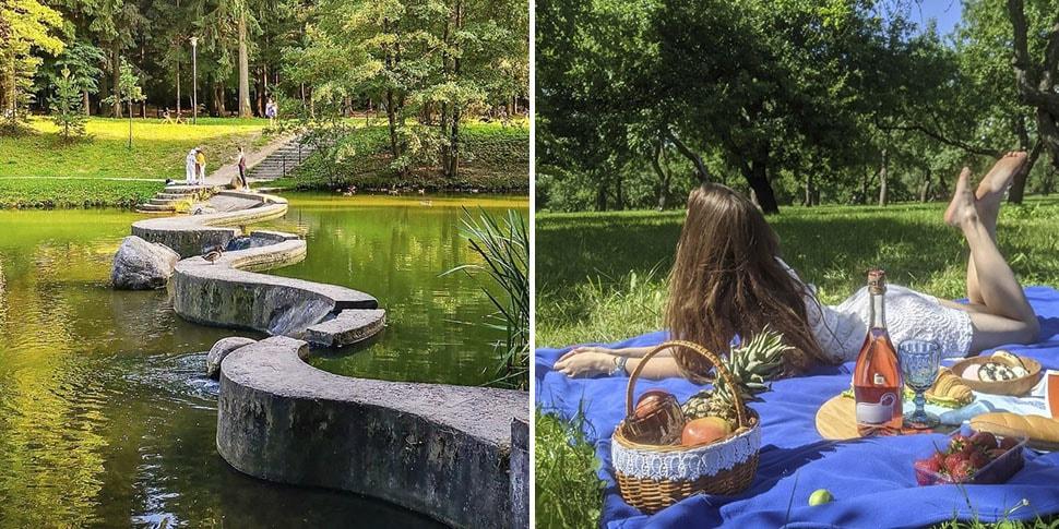 Природная красота: инста-подборка, после которой вы не усидите дома и поедете в ближайший парк