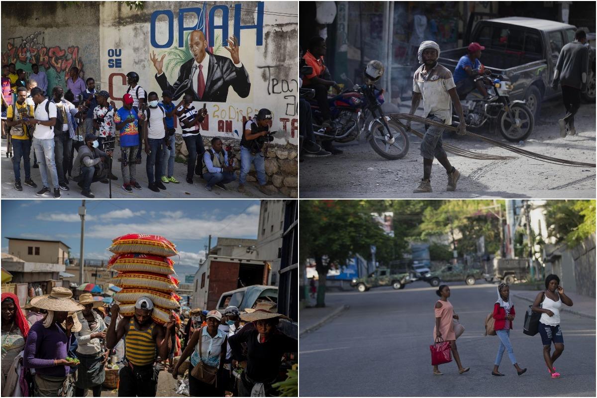 Интересные фотографии из Гаити