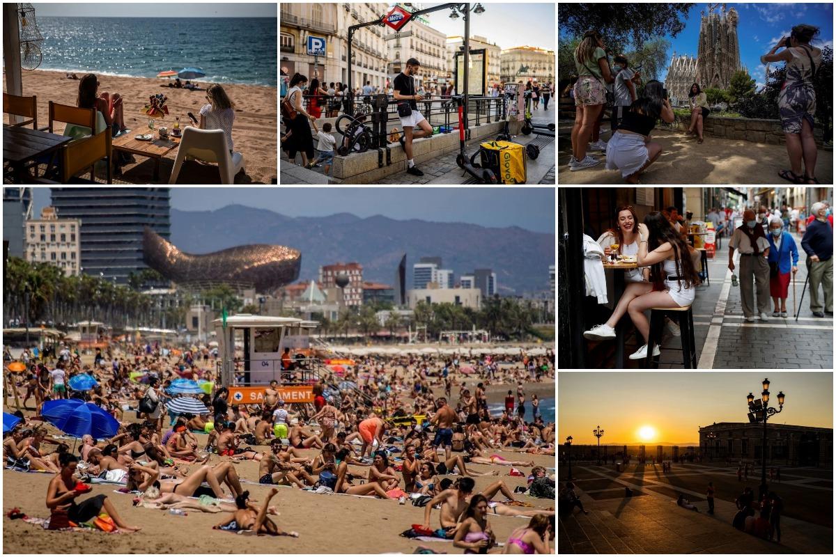 Туризм в Испании находится под угрозой из-за роста заболеваемости коронавирусом