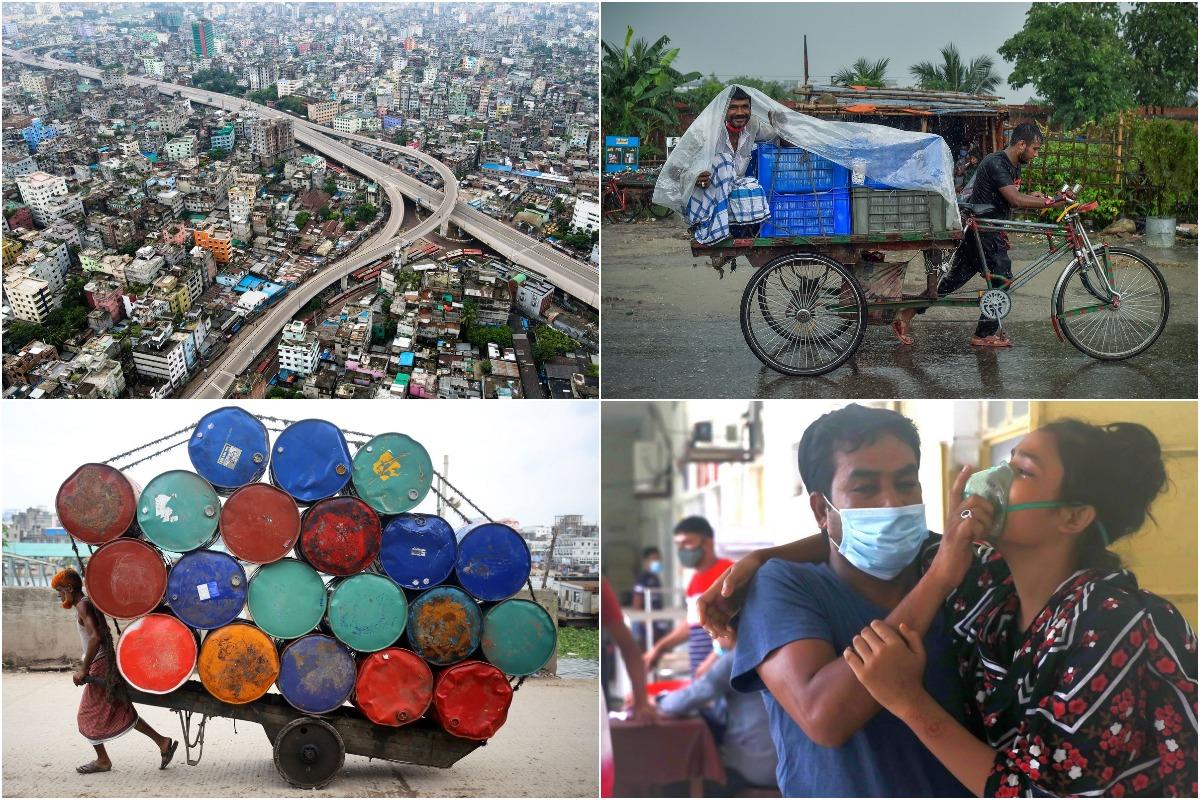 Интересные фотографии из Бангладеш