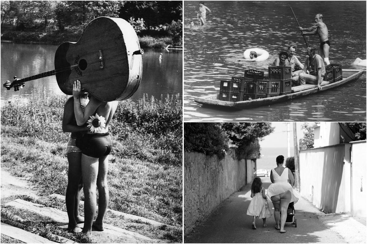 Увлекательные уличные снимки Франтишека Досталя