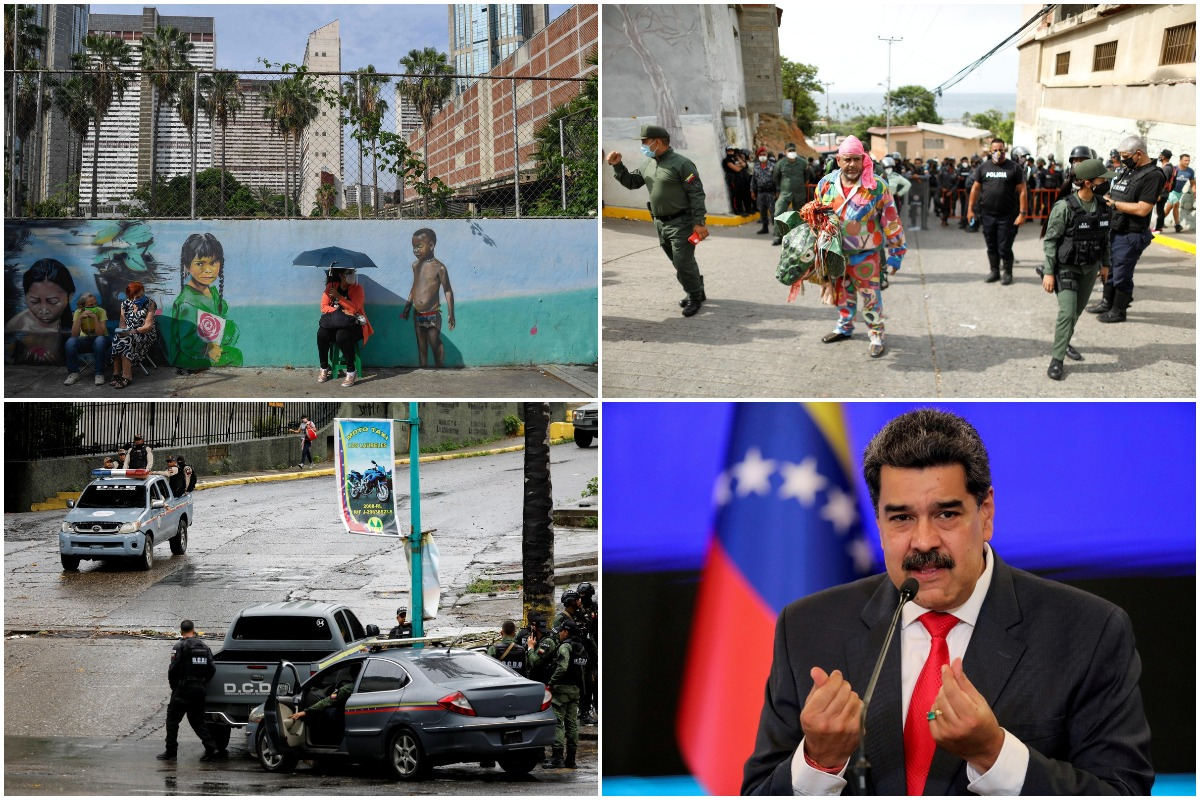 Интересные фото из Венесуэлы