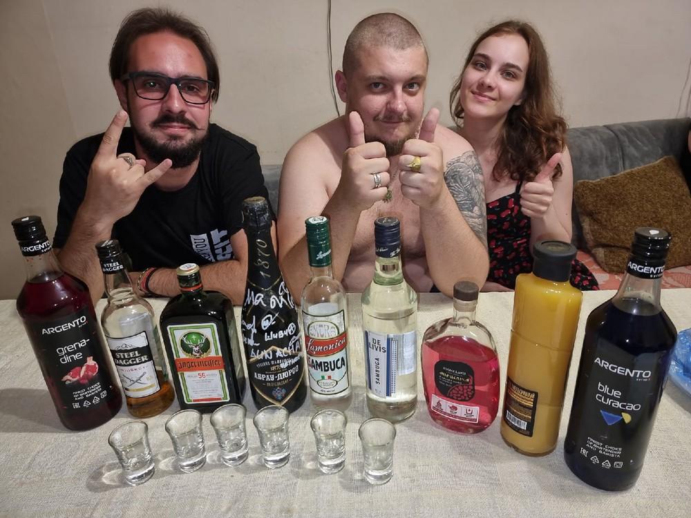 Забавы молодых: пьянки, гулянки, вписки (23.07.21)
