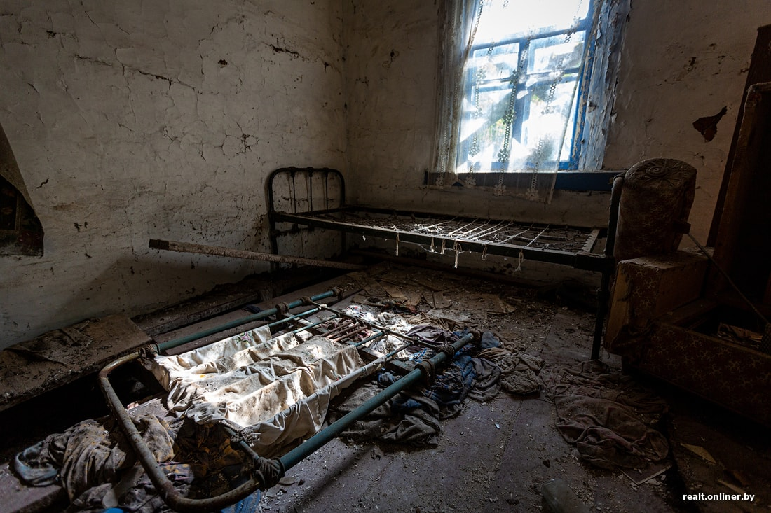 Путешествие в прошлое: белорусские деревни, где время замерло весной 1986-го