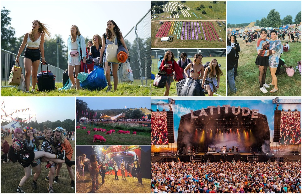 40 000 гуляк отправились на первое крупное музыкальное мероприятие с 2019 года в Великобритании