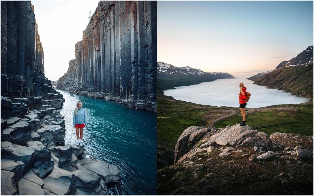 Захватывающие фотографии из путешествий Асы Стейнарс
