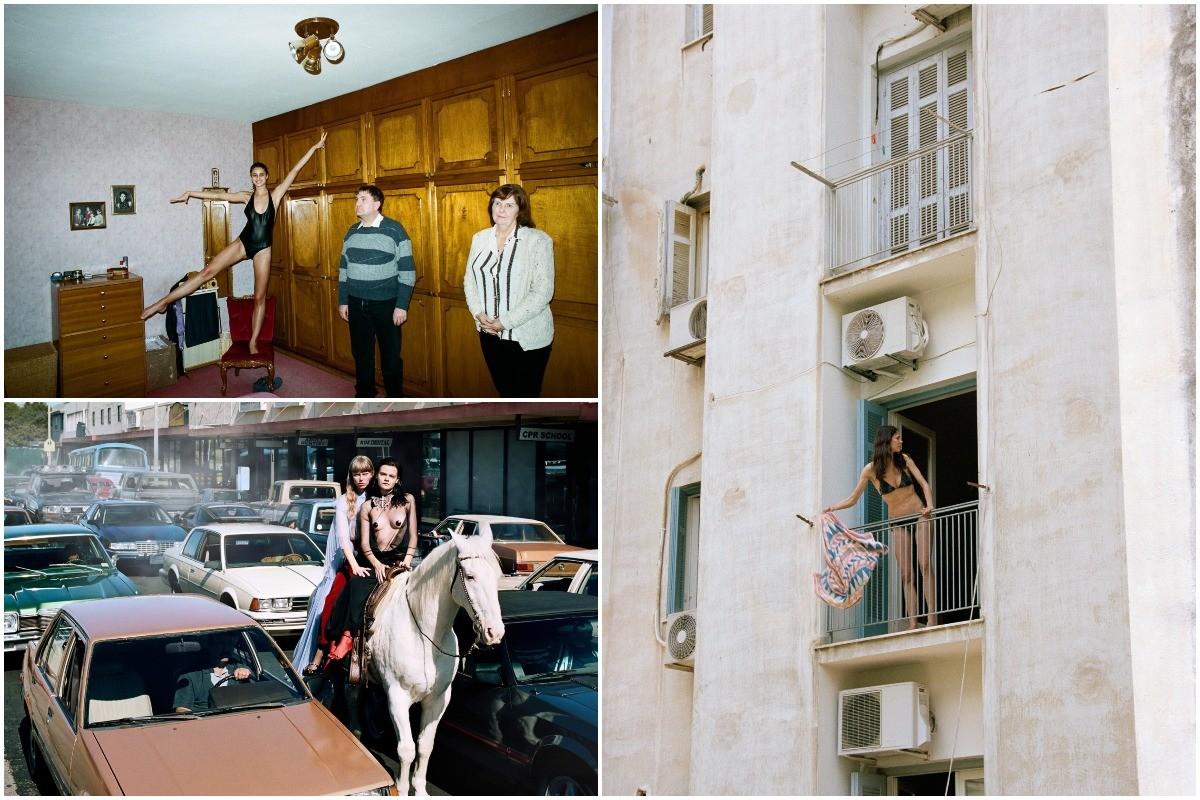 Фотографии с подтекстом от Йоргоса Лантимоса