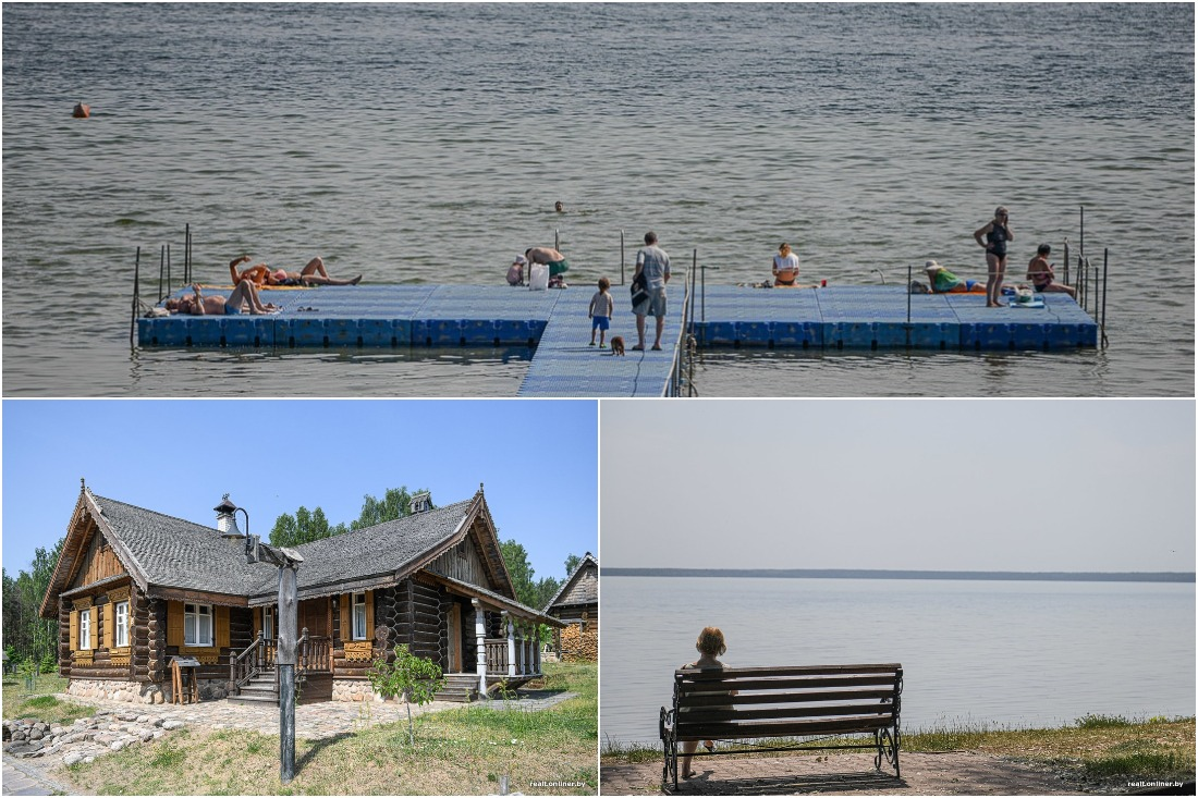 От 7 рублей за сутки до $500 за выходные: варианты отдыха на Нарочи
