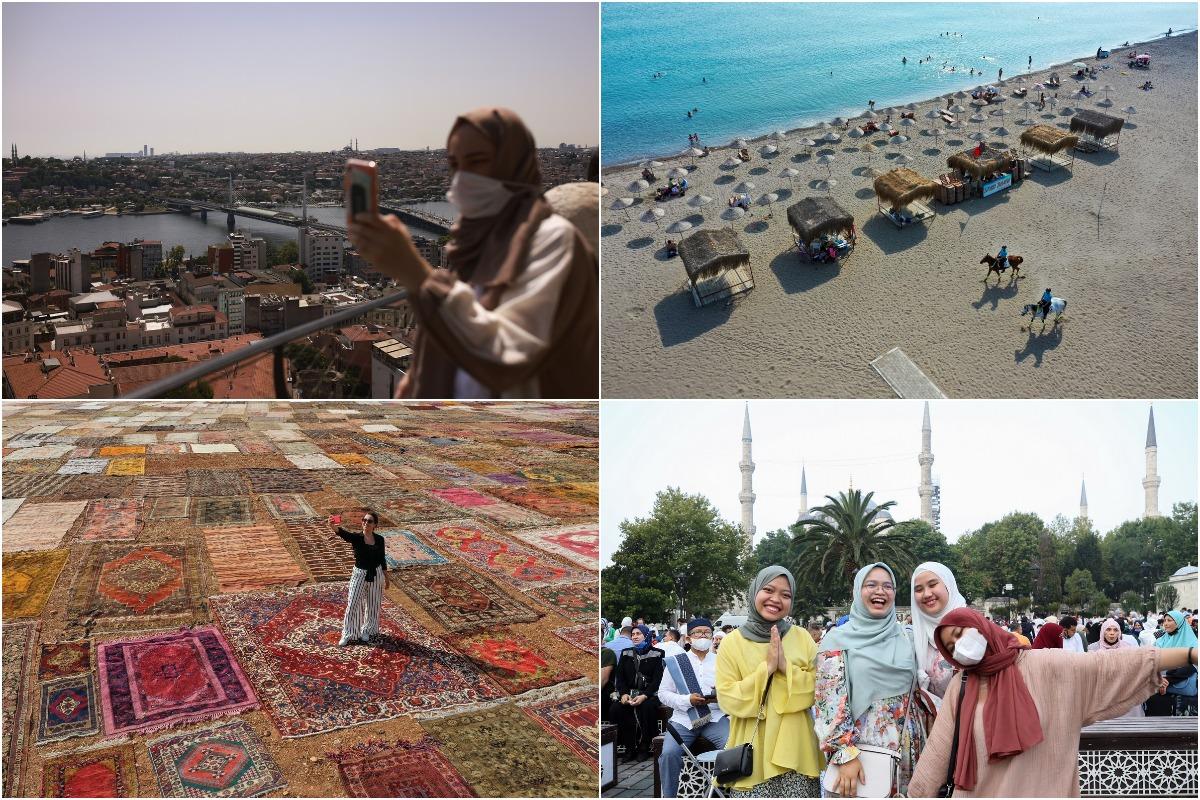 Июльские фото из Турции