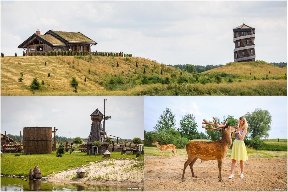 Барановичский «Парк животных» снова в строю: когда открытие и сколько будут стоить билеты