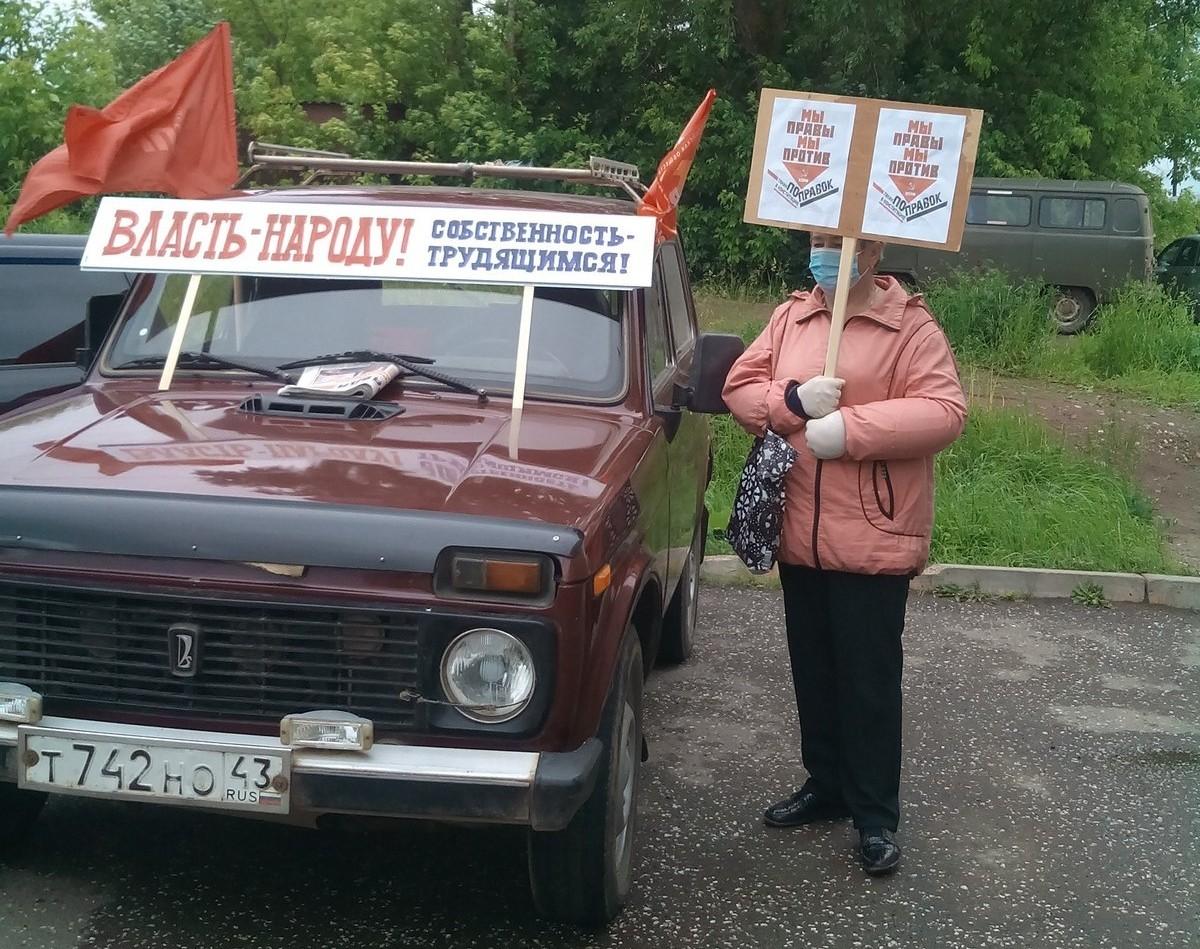 Удивительные снимки с российских просторов 01.08.21