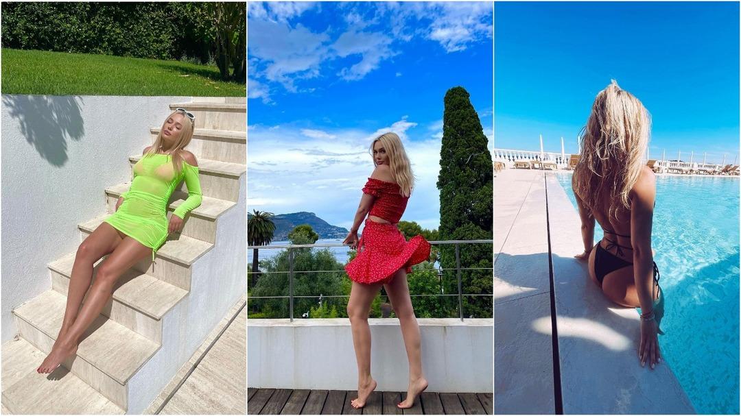 Наталья Рудова на фото Instagram