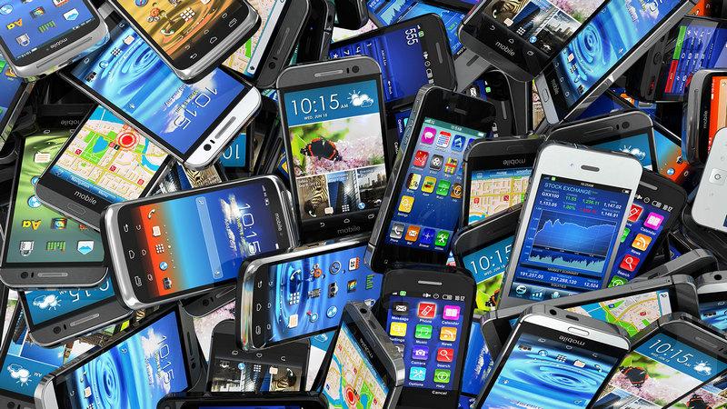 Удивительные факты о мобильных телефонах