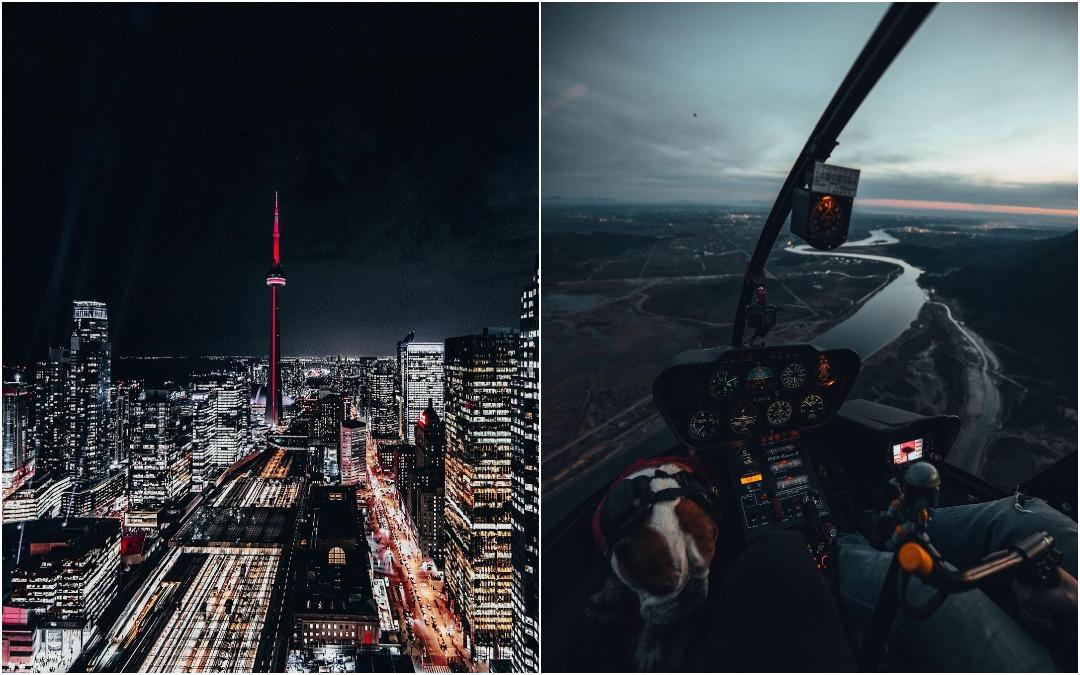 Красивые фото из путешествий Питера Маккиннона