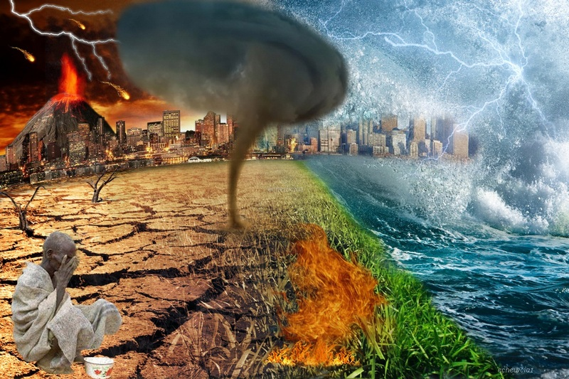 Крупнейшие стихийные бедствия… которые, к счастью, еще не случились