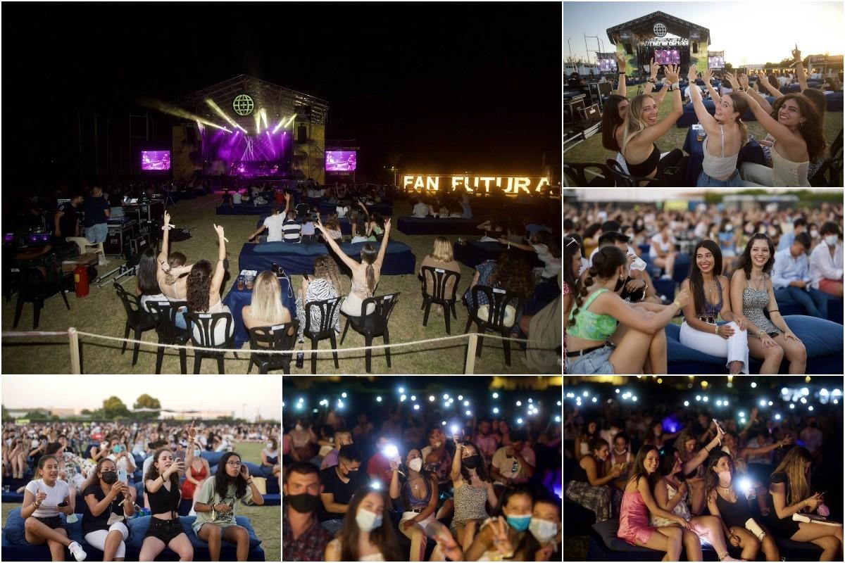 Музыкальный фестиваль Future Fan Fest XS в Сан-Хавьере