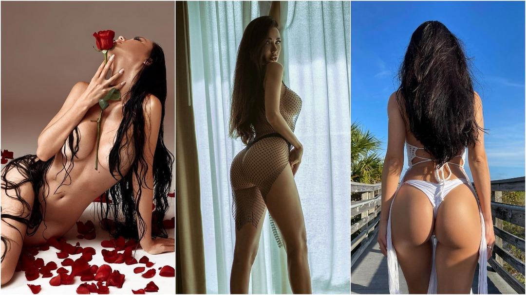 Нина Сереброва на снимках в Instagram