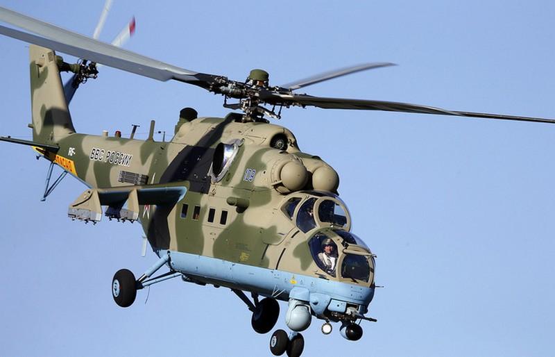 Лучшие ударные вертолеты, которые стоят на вооружении сильнейших армий мира