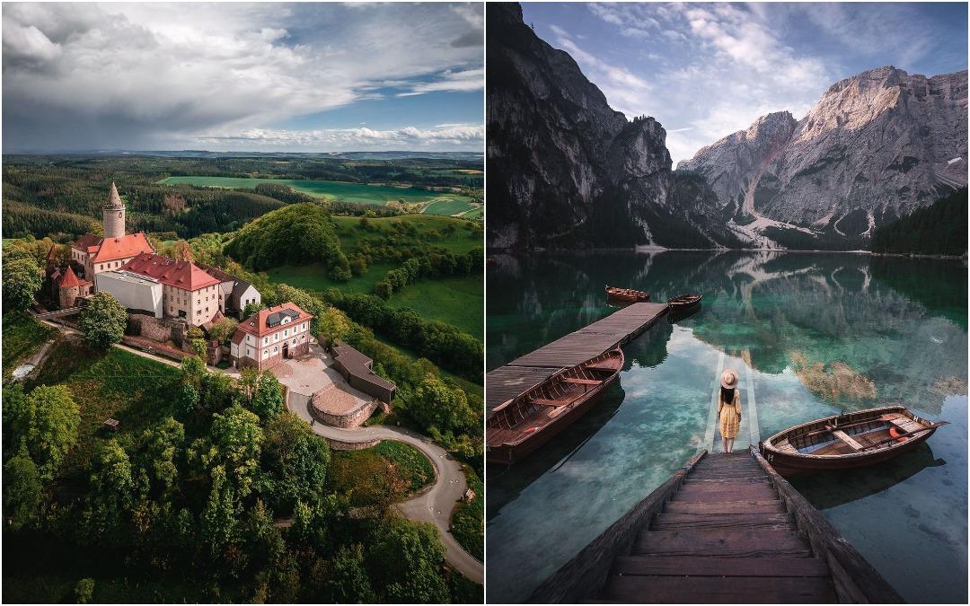 Замечательные фотографии из путешествий Иштвана Геренсера