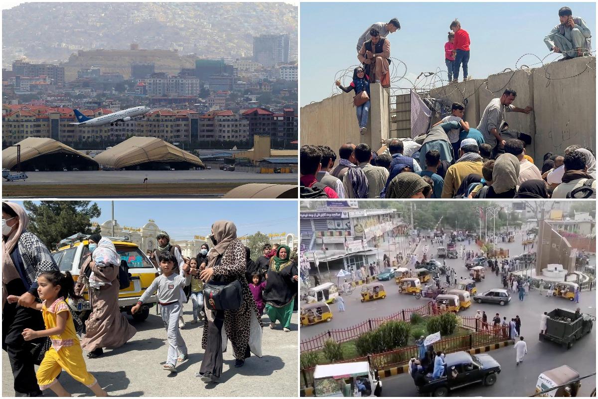 Августовские снимки из Афганистана