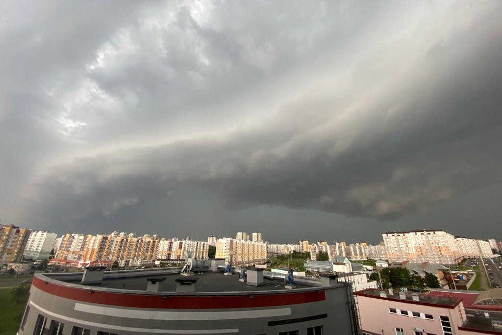 Прошедший во вторник через Беларусь атмосферный фронт наделал бед