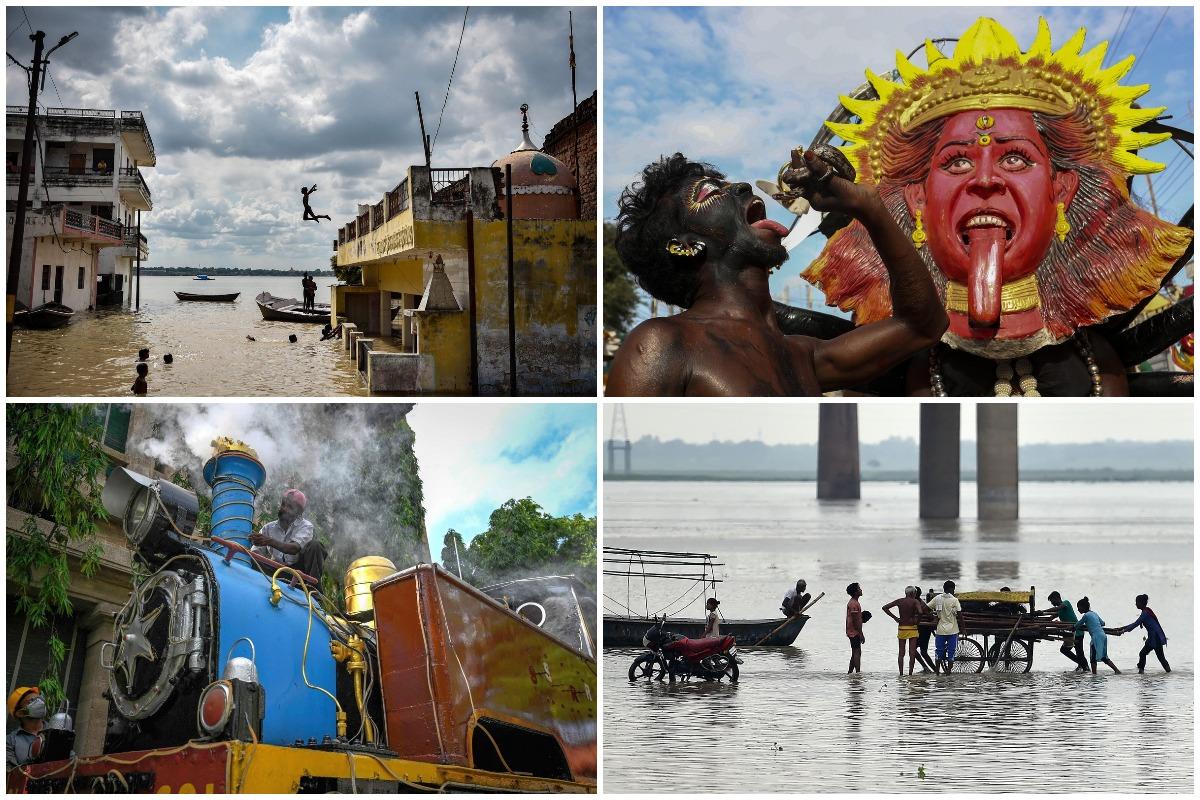 Августовские кадры из Индии