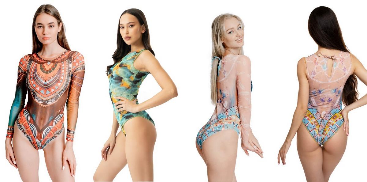 Российский бренд изобрел купальники для ровного загара