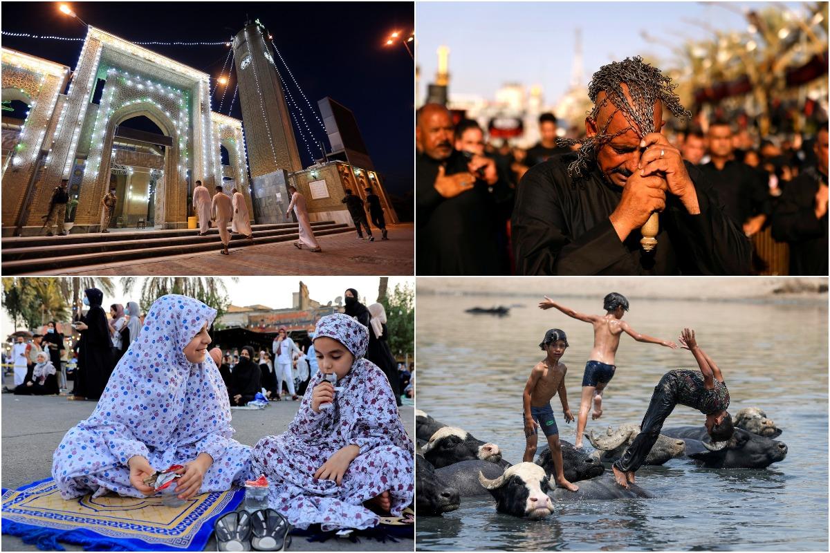 Интересные фотографии из Ирака