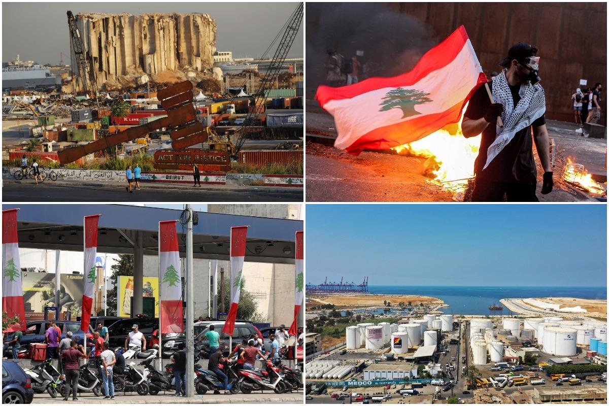 Интересные фотографии из Ливана