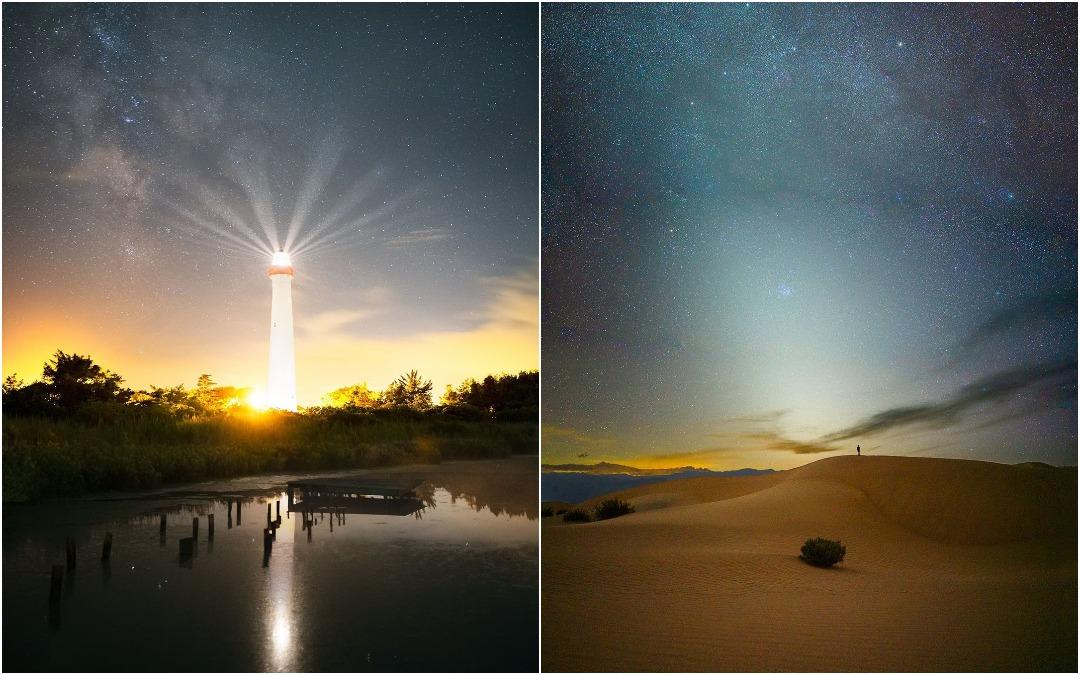 Захватывающие астрофотографии Джека Фуско