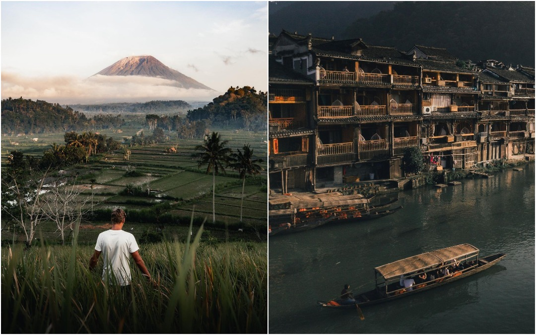 Замечательные фотографии из путешествий Сиарда Бракке