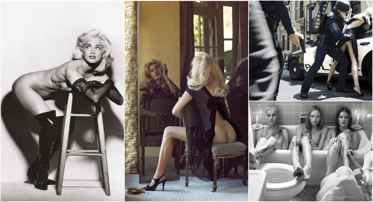 Креативные модные фотографии Стивена Майзеля