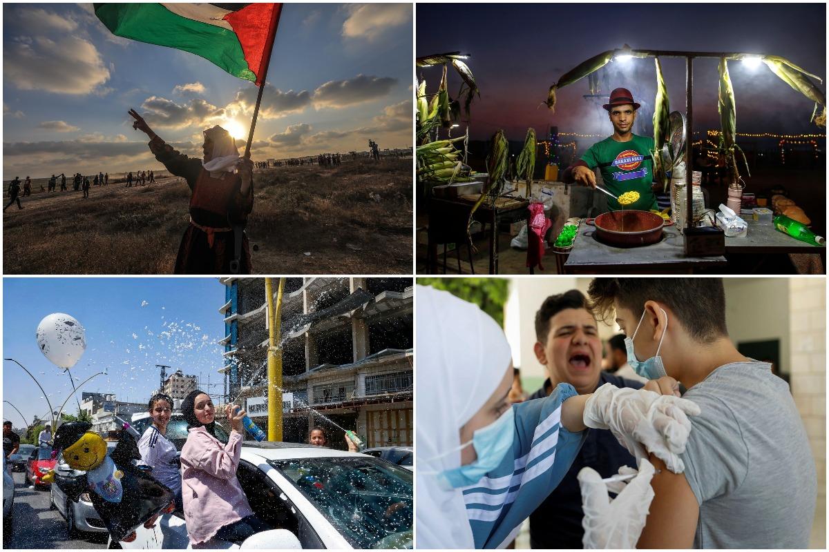 Интересные фотографии из Палестины